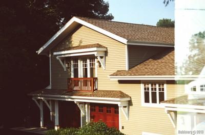 John's house.