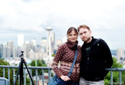 Us at Kerry Park.
