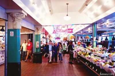 Pike Market.