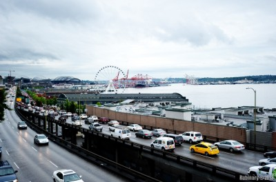 View from Pike Market.