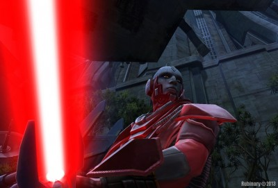 Assassin Sith Inquisitor Trah.