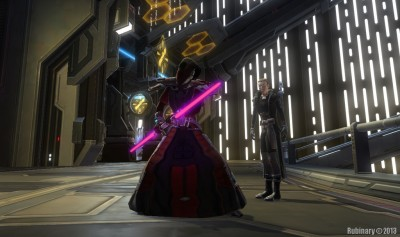 Sith Assassin Trah.