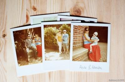 Random Polaroid shots.