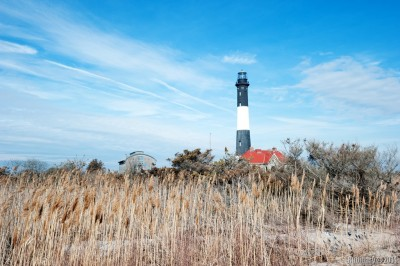Beautiful Fire Island Lighthouse.