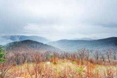 Shenandoah National Park.