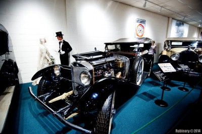 Car and carriage museum.