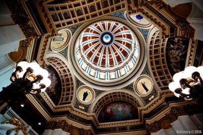 Dome in Harrisburg.