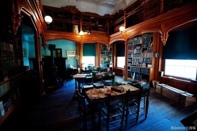Historic room.
