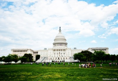 US Capitol Building in Washington.