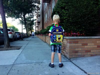 School gear.