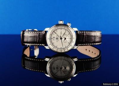 Zeppelin 100 Years German made watch.
