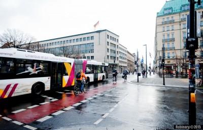Streets of Berlin.