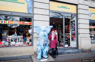 Berlin bear.