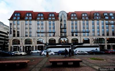 Hilton Berlin.