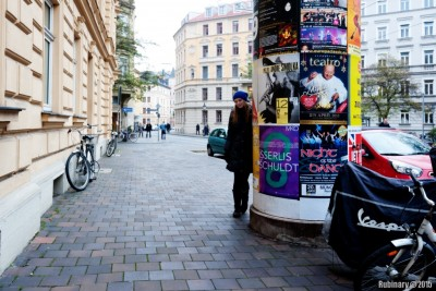 Streets of Munich.