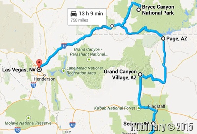 Grand Canyon Road Trip