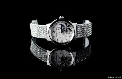Swarovski Piazza Starry Night lady's watch.