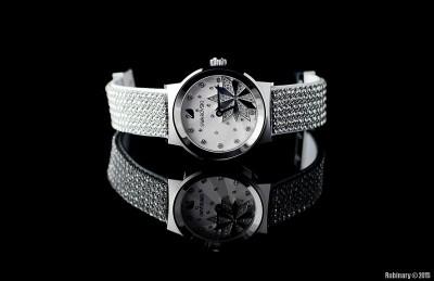 Swarovski Piazza Starry Night lady's watch.