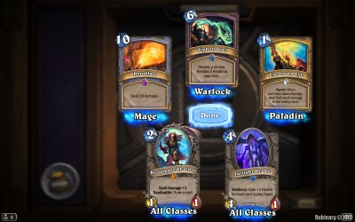 Lucky pack.