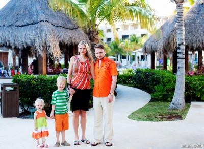 Orange family.
