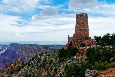 Desert View Tower.