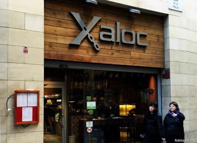 Dinner at Xaloc.