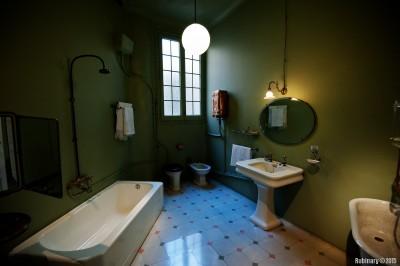Inside Casa Mila.