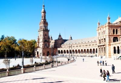 Seville of Spain