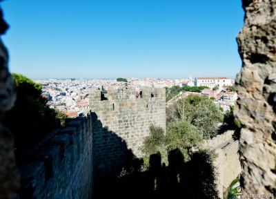 São Jorge Castle.