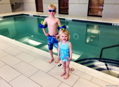 Little swimmers.