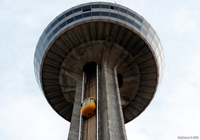 Skylon Tower.