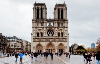 Notre Dame de Paris.