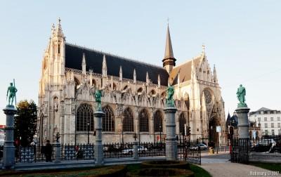 Église Notre-Dame du Sablon.
