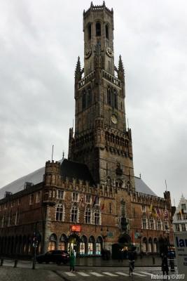 Belfry of Bruges.