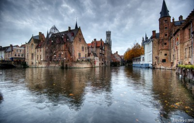 Bruges. Bruges Photo Point.