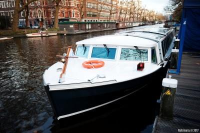 Boat tour.