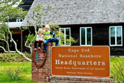 National Seashore headquarters.