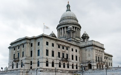 Rhode Island Capitol in Providence.