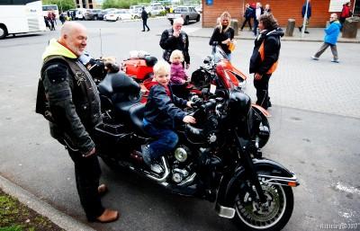 German biker club.