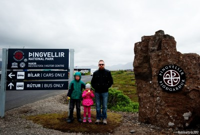 Thingvellir National Park.