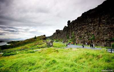 Thigvellir National Park.