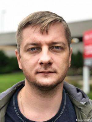 Aleksey. Portrait mode.