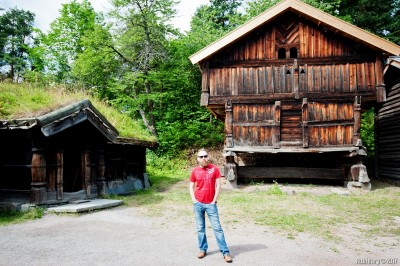 Norwegian Folk Museum.