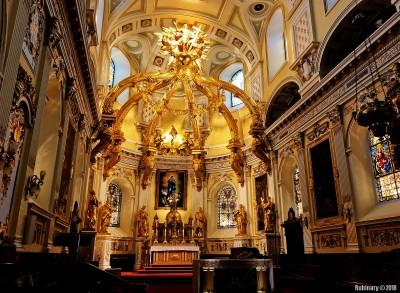 Notre Dame de Quebec.