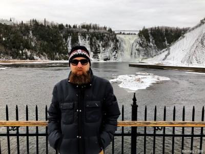 Montmorency Falls.