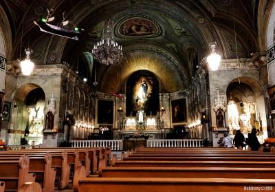 Notre-Dame-de-Bon-Secours Chapel.