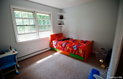 Arosha's room. Original form.