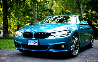 BMW 4 Series Coupe.