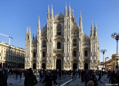 Milan Duomo.