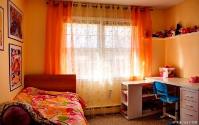 Anna's room.